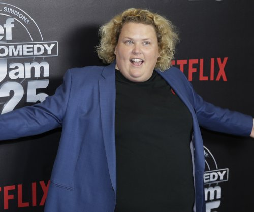 Fortune Feimster of 'Champions' likes being TV's 'normal gay person'