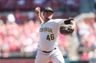 Nova hopes to get on track for Pirates vs. Padres