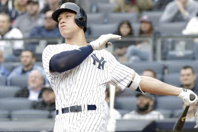 Yankees look to beat Blue Jays again, this time with Aaron Judge