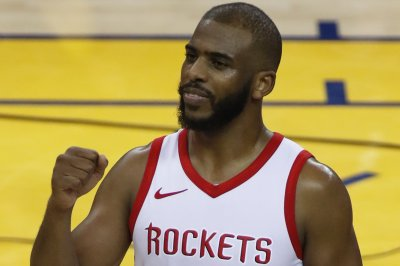 Rockets, minus Anthony, visit Nuggets