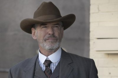 'Son' lures Pierce Brosnan back to TV decades after 'Steele'