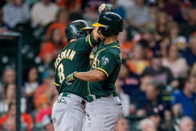 Athletics crush Astros with historic 21-7 win