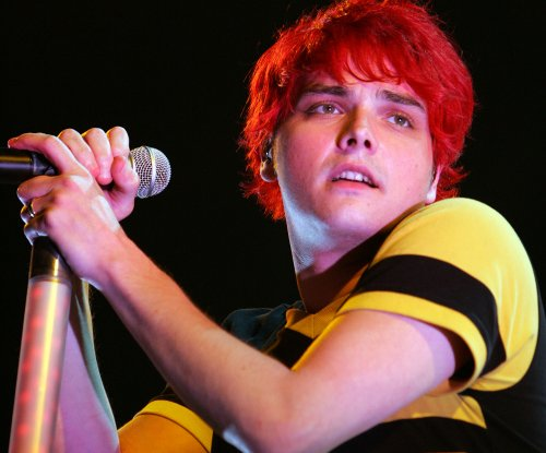 My Chemical Romance's Gerard Way releases four new songs