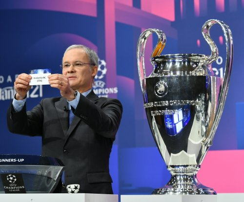 Champions League soccer: Barcelona-PSG, Atletico-Chelsea among round of 16 matchups
