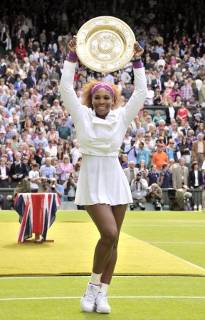 Serena Williams seeded first for Wimbledon