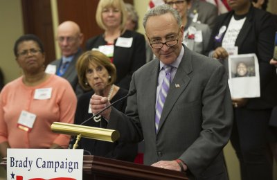 Schumer: House vote to extend ban on plastic guns not good enough