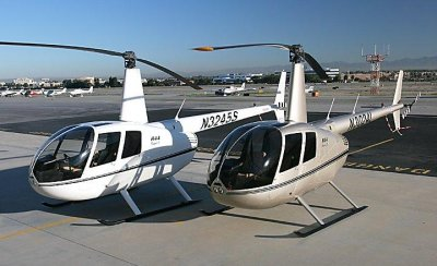 Jordan picks U.S. civil helicopters for basic helo pilot training