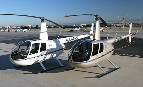 Jordan picks U.S. civil helicopters for basic helo pilot training