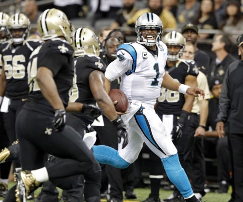 Cam Newton, Carolina Panthers embarrass Saints in Big Easy