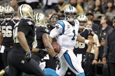 Cam Newton, Carolina Panthers embarrass Saints in Big Easy