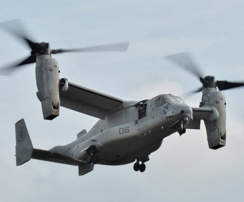 U.S. MV-22 Osprey aircraft down at Hawaii military base, reports say