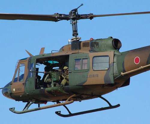 Fuji Heavy Industries picked to develop new military helicopter