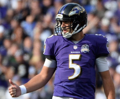 Baltimore Ravens strive to stay alive