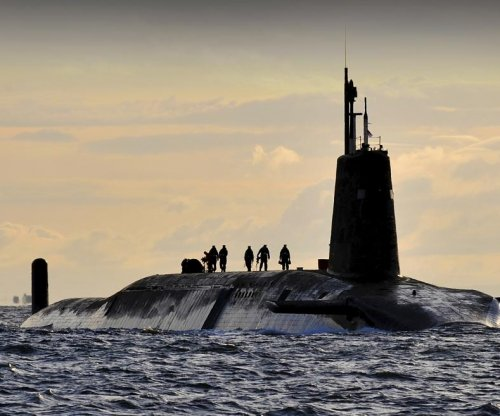 General Dynamics to continue U.S., U.K. submarine fire control systems work