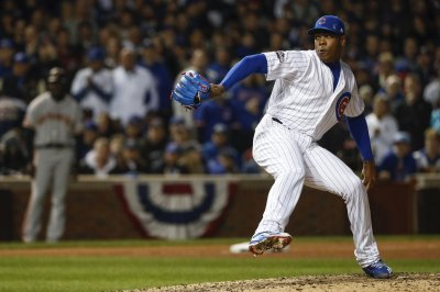 Chicago Cubs seize 2-0 NLDS lead on San Francisco Giants