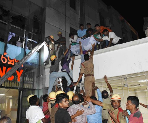 At least 22 killed in India hospital fire