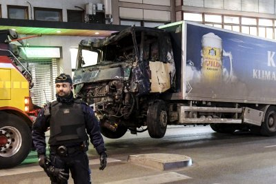 Stockholm attack suspect 'admits terrorist crime,' lawyer says