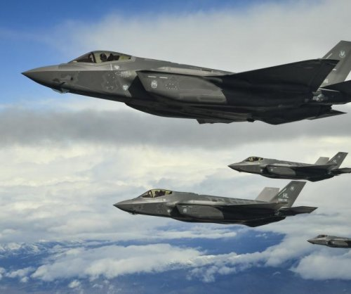 U.S. F-35s to make first operational deployment in Europe