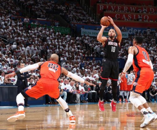 Houston Rockets' Nene comes up big in Game 4 victory over Oklahoma City Thunder