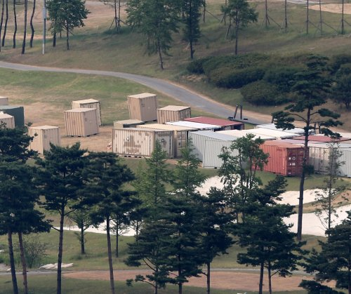 U.S. missile defense chief visits THAAD site in South Korea