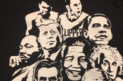 Los Angles Clippers compare Blake Griffin to MLK in recruiting pitch