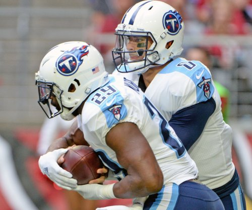 Tennessee Titans call RB DeMarco Murray's status day to day