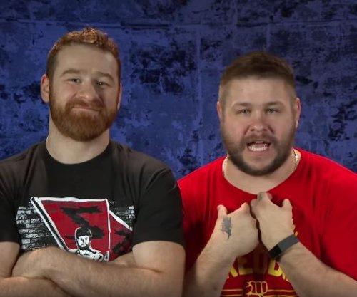 Kevin Owens, Sami Zayn to take over WWE comic book series
