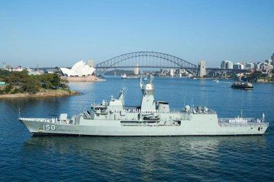 BAE to upgrade Australia's HMAS Anzac frigate