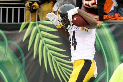 Roethlisberger, Brown team up as Steelers beat Bengals again