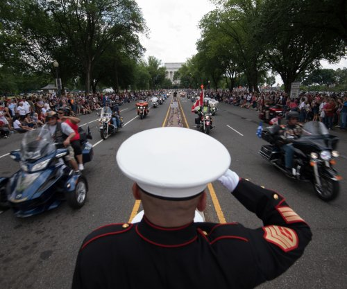 Trump vows Rolling Thunder motorcycle rally will return to Washington, D.C.