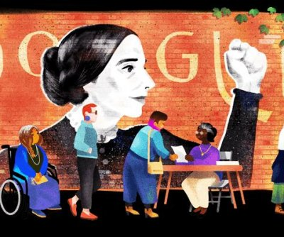 Google honors Susan B. Anthony's 200th birthday with new Doodle