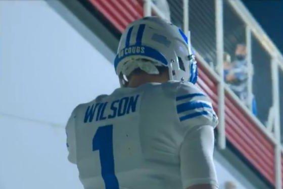 BYU star quarterback Zach Wilson entering 2021 NFL Draft ...