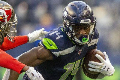 Seahawks' DK Metcalf to run 100m track event Sunday on NBC