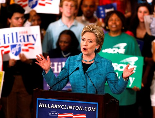 Analysis: High noon for Clinton, Obama