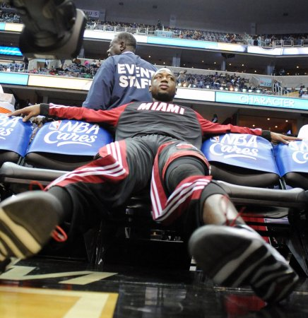 Bosh, Wade say they're heading for Miami