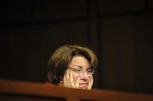 Address Super Bowl sex trafficking, Sen. Amy Klobuchar says
