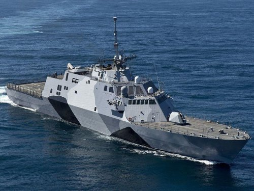 Navy to get new type of small combat vessel