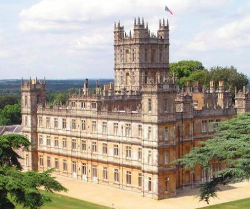 Downton Abbey's castle opens guest lodge