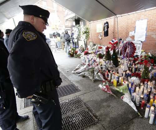 JetBlue offers free flights to police attending NYPD officers' funerals