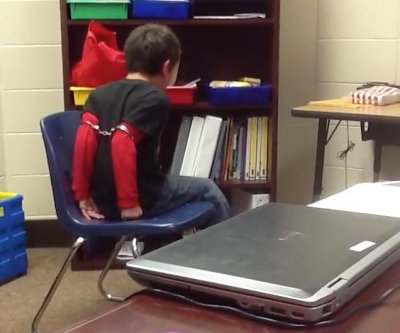 Lawsuit: Officer handcuffed elementary school students with ADHD