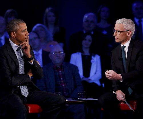 Obama town hall on gun violence: Voters can break NRA 'stranglehold' on Congress
