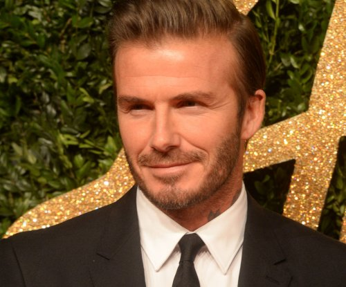 UNICEF Ball: David Beckham honored with Humanitarian Leadership Award
