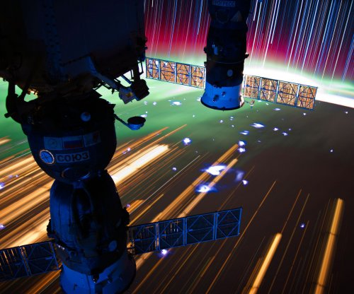 The view from up there: Stunning images from the space station