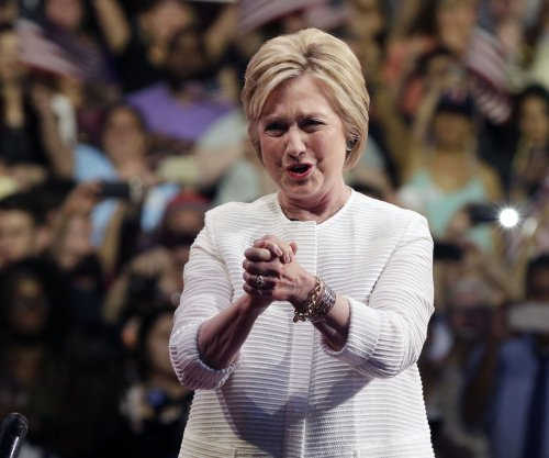 Hillary Clinton reflects on historic night, pivots to attack Trump's qualifications