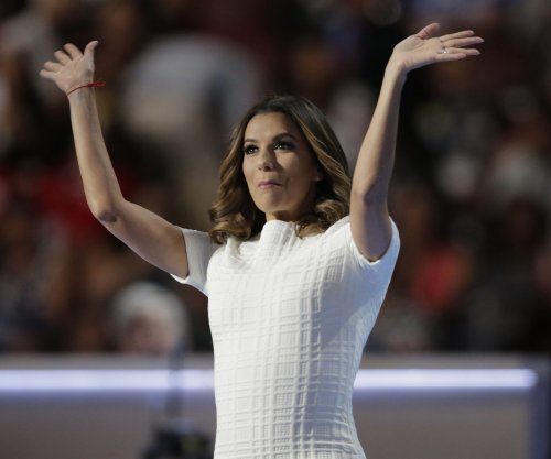 Eva Longoria slams Donald Trump during DNC speech: 'He's insulting American families'