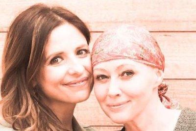 Sarah Michelle Gellar supports Shannen Doherty amid cancer battle