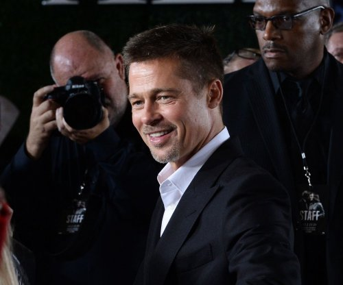 Brad Pitt returns to red carpet after Angelina Jolie split