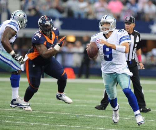 Tony Romo? Denver Broncos to explore 'all the options' at QB