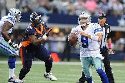 Tony Romo? Denver Broncos to explore 'all the options' at QB