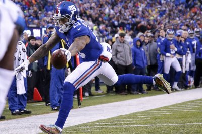 New York Giants' Odell Beckham: Camp holdout for new deal not in plans